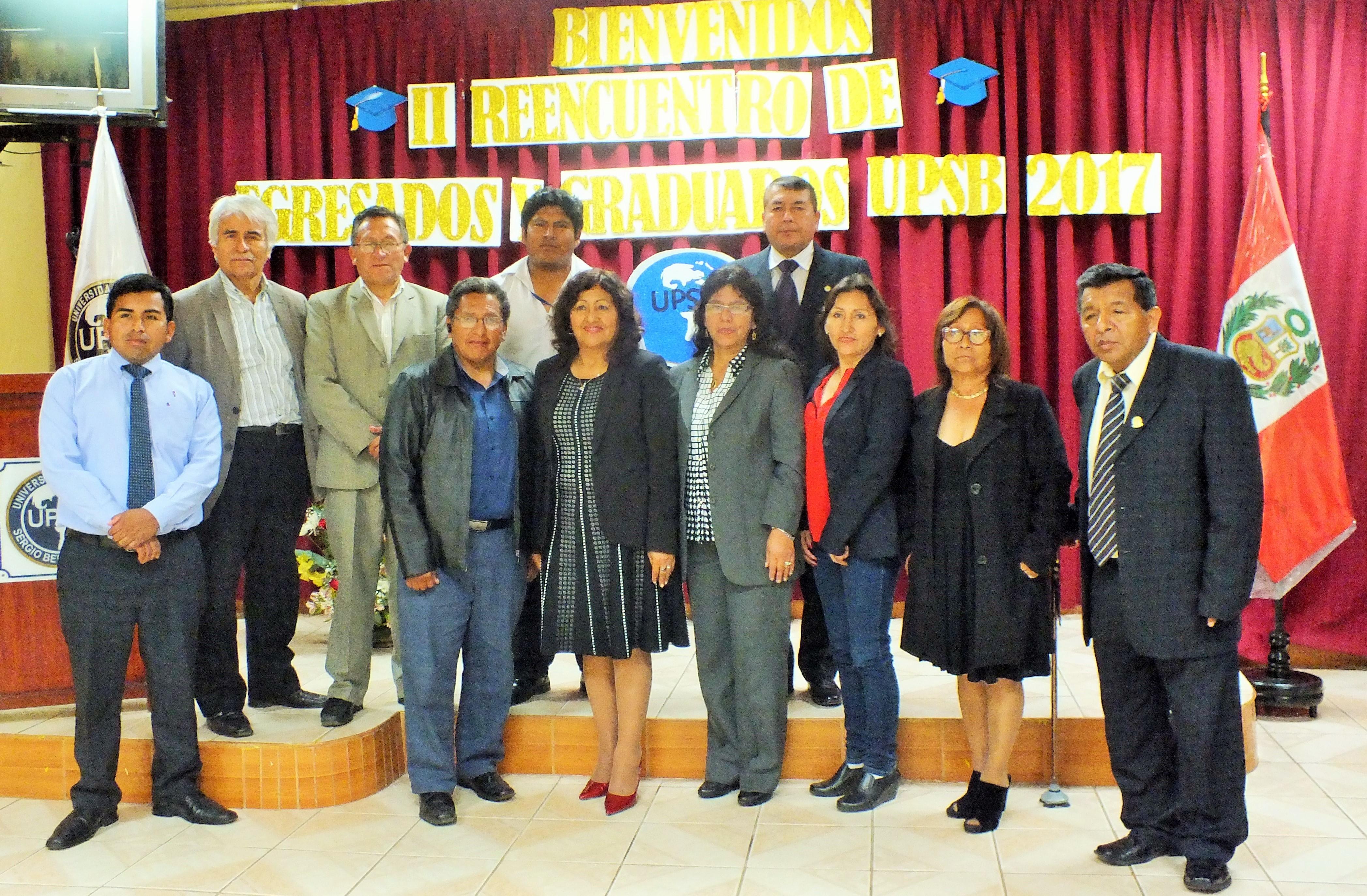 5. II Reencuentro de Egresados y Graduados UPSB